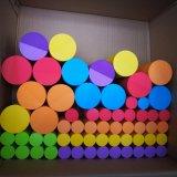 Farbe EVA-Schaumgummi-Zylinder/Schwamm runder Rod