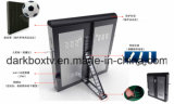 P10 Display LED de exterior com material de alta temperatura +80grau