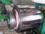 201 Tôles laminées à froid Ddq bobine en acier inoxydable