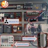 고속 완전히 자동적인 플루트 서류상 박판으로 만드는 기계 (QTM1450)