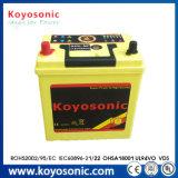 Batteria automatica del dispositivo d'avviamento della batteria della batteria N70 di manutenzione del calcio libero del cavo