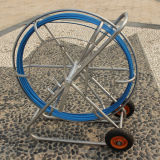 Flexibilidade excelente fibra rastreável Rodder