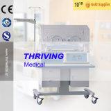Krankenhaus-Säuglingsinkubator mit wärmerem System