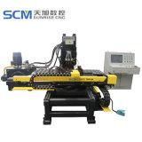 CNC het Ponsen van de Plaat en het Merken van Machine