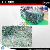 Fregado de las botellas fuerte de las escamas del animal doméstico de la calidad del mejor precio que recicla la máquina