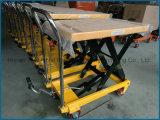 Matériel de transport de matériau d'entrepôt de vente d'usine de la Chine hydraulique