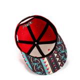 Snp Sanpback imprimé en soie de Red Hat avec broderie (01591)