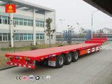 Gebruikte de Vrachtwagen van de Tractor van Sintruk/de Lage Oplegger van het Bed