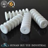 Tipi parti di ceramica industriali di prezzi di fabbrica vari dell'allumina per la fornace