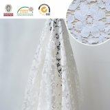 Tela floral del cordón del modelo, delicado y elegante de China Ln10072