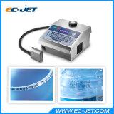 Imprimante à jet d'encre de Cij de codage de datte de sachet en plastique