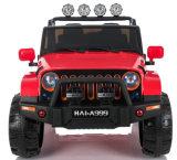 paseo del jeep de los cabritos 24V en el juguete del coche