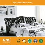 [أ898] حديثة غرفة نوم جلد أثاث لازم سرير