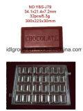 Пластиковый пищевых сортов шоколада пресс-формы