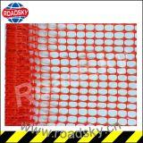 Fornitore per la barriera di sicurezza di plastica di colore arancione poco costoso per avvertimento
