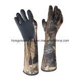 Неопреновые перчатки для охотничьего промысла (HX-G0040)