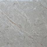 Buscar en todo el cuerpo de mármol pulido azulejos de porcelana de color gris claro 600*600