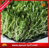 Загородка сада травы плоского моноволокна искусственная для сада