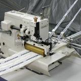 Colchão Zipper máquina de costura de fita
