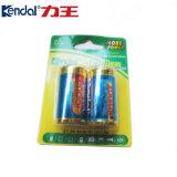 Am2 Lr14 de Alkalische Batterij van C in 2 PCs krimpt