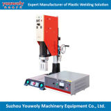 De hand Machine van het Ultrasone Lassen aan de Tussenvoegsels van het Messing voor Plastieken