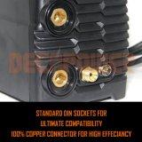 Ws-200 180um inversor IGBT pulso DC HF/Levante a máquina de solda TIG
