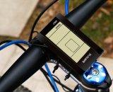 В середине центральной приводного двигателя комплект для преобразования электрического велосипеда велосипед