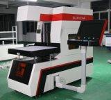 ジーンズ材料のための3Dダイナミックな焦点タイプレーザーのマーキング機械