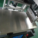 기계를 인쇄하는 탁상 평상형 트레일러 실크 스크린