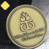 Moneta commemorativa personalizzata commercio all'ingrosso di buona qualità di Ethereum