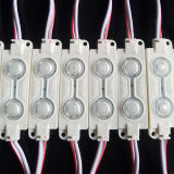 0.48WはLEDの印のライトまたはLightboxのための暖かくか自然または涼しいWhite/RGBカラーの2xsmd5050 LEDのモジュールを防水する