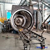 2500x3000mm aquecimento eléctrico Composites Autoclave com a norma ASME (SN-CGF-2500-3000)