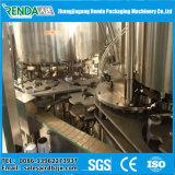 Machine de remplissage carbonatée automatique de bidon de boisson d'animal familier