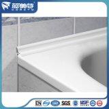 Profils en aluminium Polished de qualité pour la décoration de pièce de douche