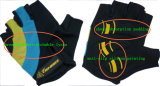 Новый летний половина палец перчатки для использования вне помещений спортивный велосипед велосипед на велосипеде спортзал перчатки