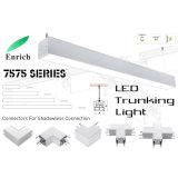 Indicatore luminoso lineare senza giunte della camera di equilibrio del collegamento LED con le figure di DIY