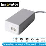 L'efficacité 12V 3A 36W de puissance avec le Bureau de l'adaptateur pour ordinateur portable