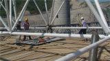 Acero de acero agraciado de la red de la estructura de acero del edificio
