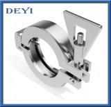 フェルール(DY-C04)が付いている衛生ステンレス鋼SS304クランプ