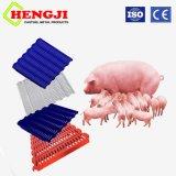 Longue vie à l'aide de lamelles en plastique laminés pour cochon
