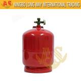 cylindre de gaz de 5kg 12L LPG pour faire cuire ou camper