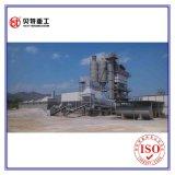 estação de mistura de tratamento por lotes do asfalto do misturador 1500kg