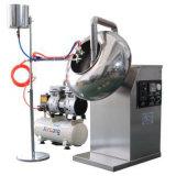Revêtement en acier Stainess de sucre de la machine avec panier de pulvérisation