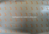 14X14'' en la hamburguesa el papel de aluminio laminado de papel para envolver Burger