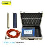 500m sous terre multifonction Portable Détecteur d'eau (PQWT-TC500)