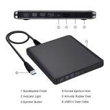 Azionamento CD esterno del bruciatore DVD di USB3.0 Blu Ray per PC/Laptop/Mac