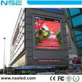Haute luminosité 16mm de la publicité de plein air de panneaux à affichage LED
