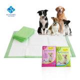 30*30cm Underpads desechables absorbentes Super perro pequeño la formación de las pastillas para la perrera