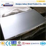 Placa 316 de aço inoxidável frente e verso de S31803 S32205 304