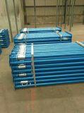 Безопасные прочные регулируемые упорки ремонтины для конструкции